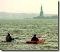 Kayak free in NYC