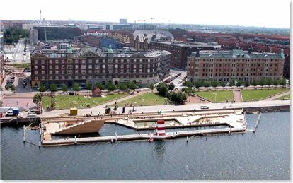 Copenhagen Harbour Pool