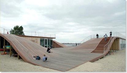 Maritime Youth House Copenhagen