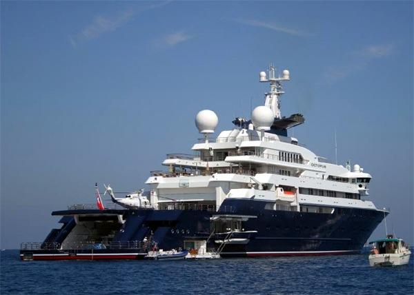 Superyacht Stalkers Wall Street Journal Sea Fever Blog