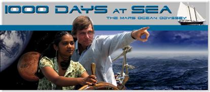 1000 days at sea logo