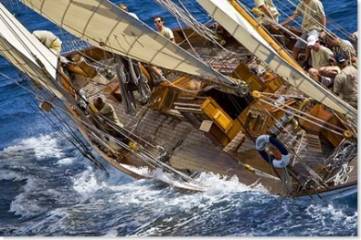 SI07 YearinPics Rolex Vet Boat Rally Porto Cervo Sardina Italy 09 09 07
