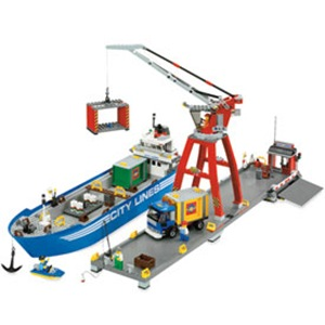 lego port city