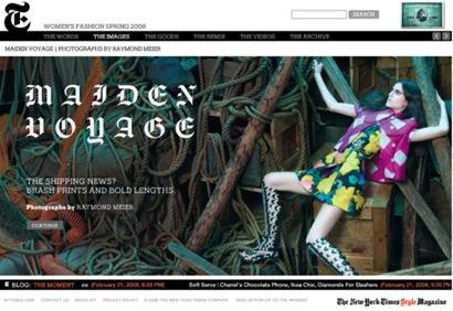 Maiden Voyage - TMagazine - New York Times1