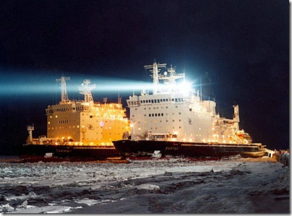 Russian icebreakers