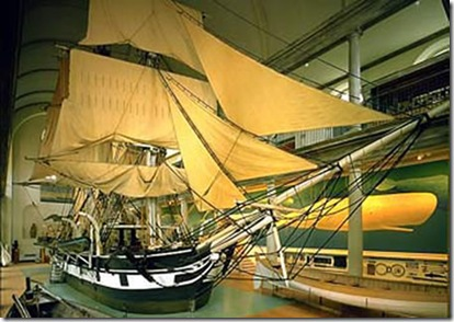 New Bedford Whaling Museum Lagoda
