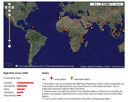 Piracy attacks map_1208708119171