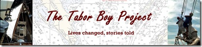 The Tabor Boy Project logo