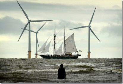 Daily Mail - Wind Powered