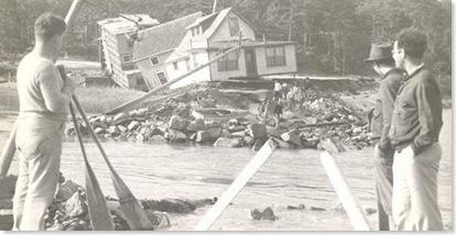 1938 hurricane - NB Standard Times