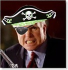 McCain-Pirate