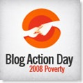 blog action day 2008 logo
