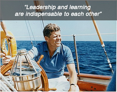 Kennedy-Learning-Leadership-quote