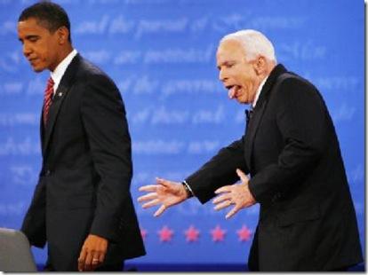 McCain Monster Halloween