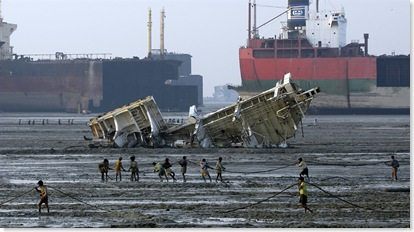 Ship Breakers II by Ventsdest
