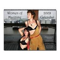 Women of Maritime 2009 Calendar
