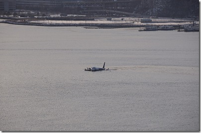 Plane Crash Into Hudson River by Grego on Flickr.com