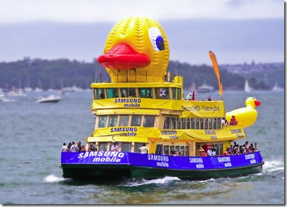 Australia Day Duck Ferry by Bryan Heywood from Australian Maritime Museum on Flickr