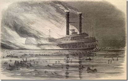 Remembering the Worst Maritime Disaster in American History: S.S. Sultana (1/6)