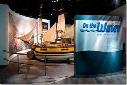On the Water exhibition at the Smithsonian's National Museum of American History