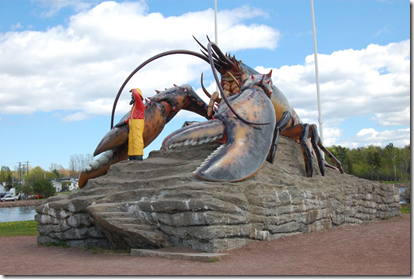 """World's Largest Lobster"" by ellenmac11 on Flickr.com"