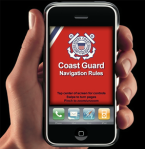 USCG Rules of the Road iPhone app (CascoBayBoaters)