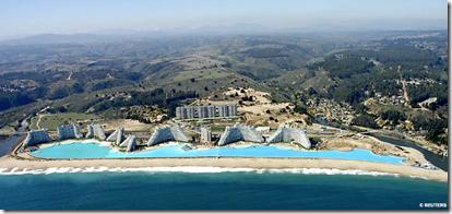 World's Largest Swimming Pool -