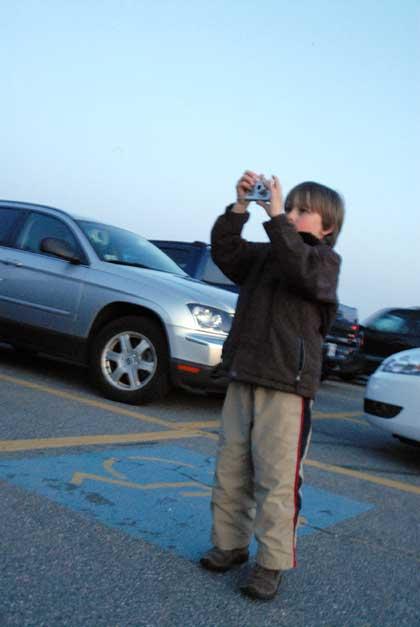 Luke photoddling